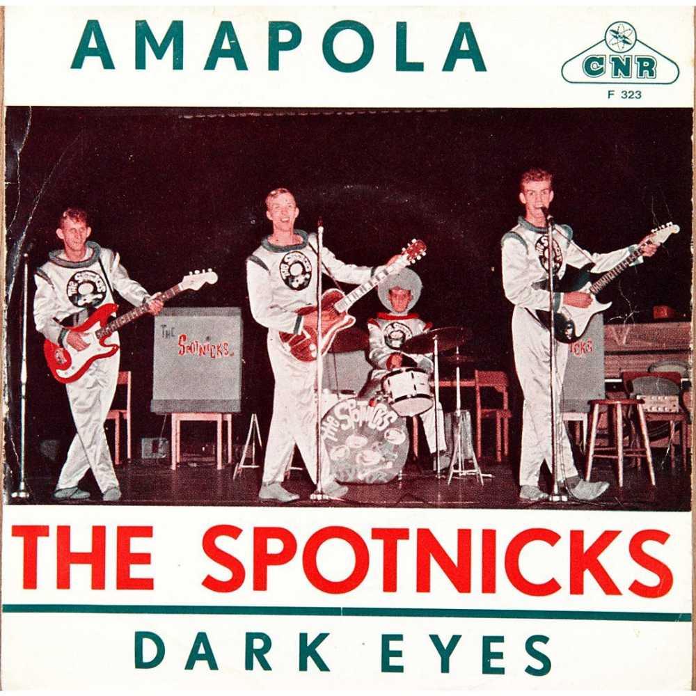 Spotnicks Amapola Dark Eyes