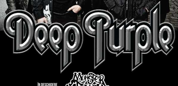 2019.DEC.10. CJ. Cluj Arena. Deep Purple, Monster Truck